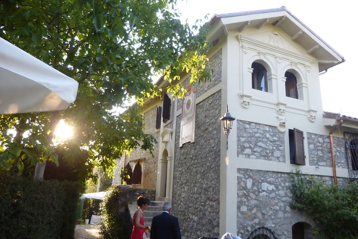 Montasola - Residenza La Meridiana - Montasola - Huis