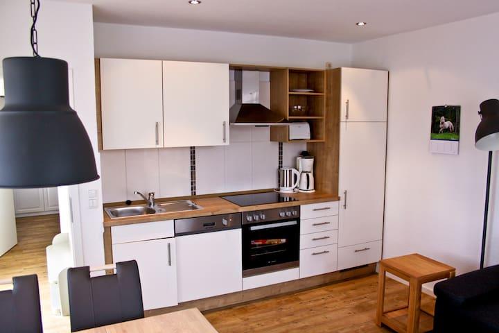 Islandpferdegestüt Kronshof - Wohnung Birta - Dahlenburg - Apto. en complejo residencial