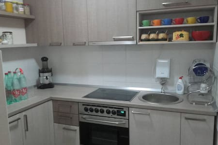 lovely apartman in the centar of city <3
