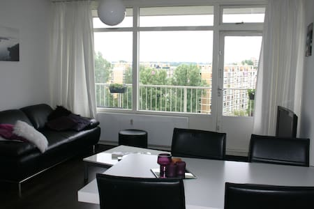 Beautiful apartment near the beach - The Hague