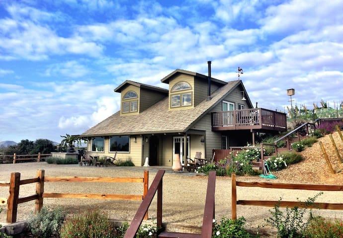 The Retreat @ 11 Oaks  - Solvang - Casa