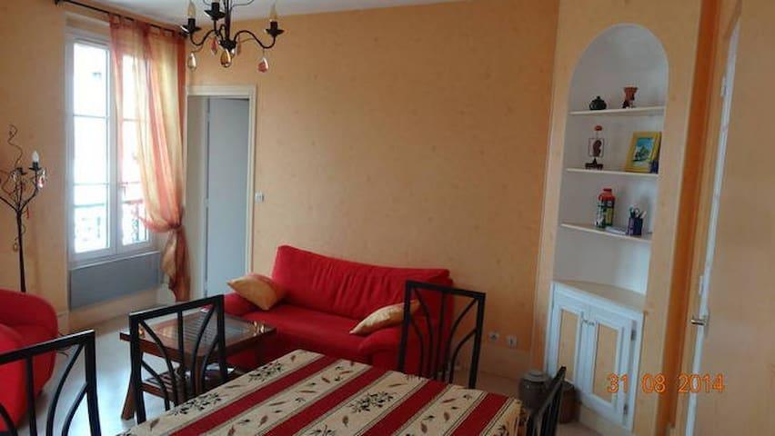 COSY APPARTEMENT SOCHAUX - Vieux-Charmont - Apartment