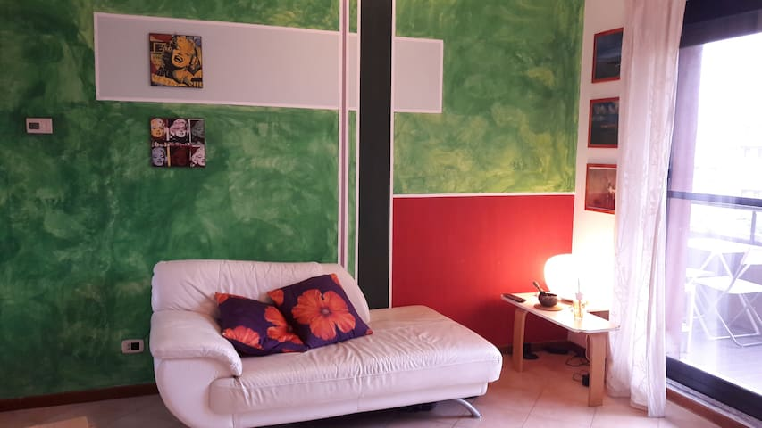 Beautiful apartment in the green, south of Milan - San Giuliano Milanese - Leilighet