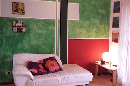 Beautiful apartment in the green, south of Milan - San Giuliano Milanese - Apartemen