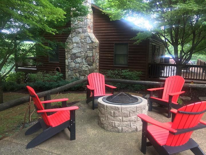 Secluded Cabin at Shenandoah National Park