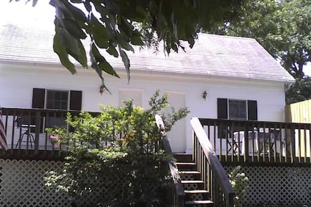 Serene cottage on the Mississippi  - 克拉克斯维尔(Clarksville) - 独立屋