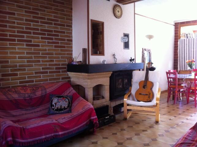 Chambre dans maison sympathique! - Lille