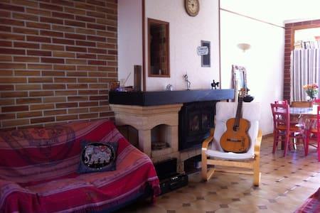 Chambre dans maison sympathique! - Lille - Maison de ville