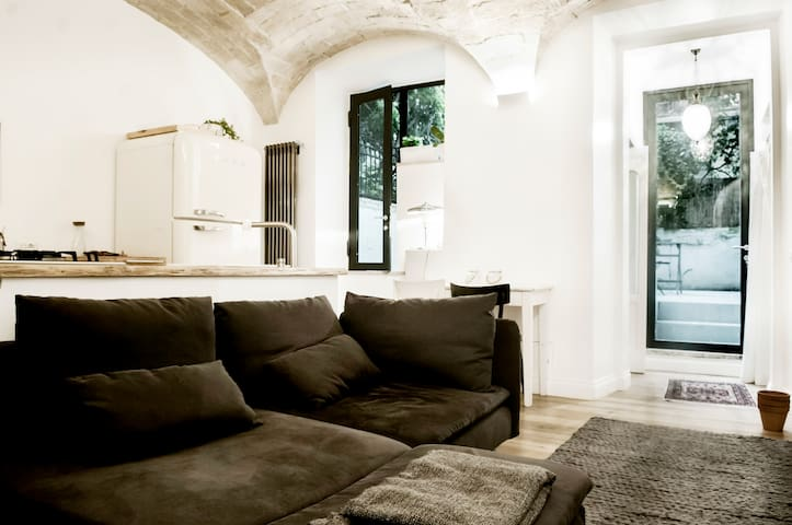 10% off June - Colosseum apartment & outdoor patio - Roma - Apartment