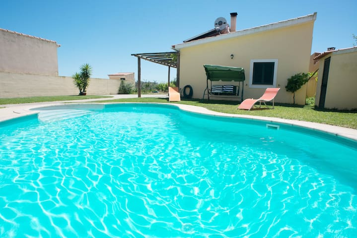 Country House - Private Pool Animals Fruits - Salvaterra de Magos - Villa