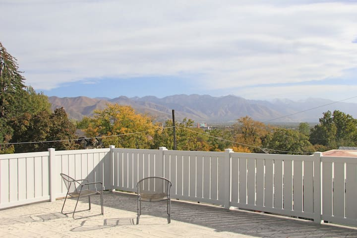Private Avenues Duplex -2BD 1600 ft - Salt Lake City - Byt