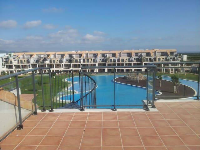 Apartamento Panoramica Golfmar Resort IV - Sant Jordi - Leilighet