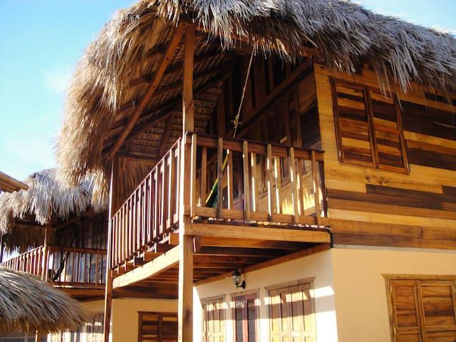 Las Cabañas Mágicas #1- San Agustinillo - Oaxaca