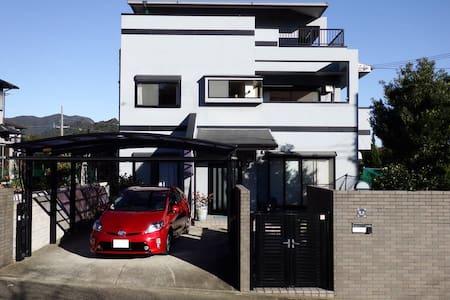 HOT SPRING house (Japanese Tatami) - Wakayama Prefecture