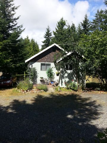 The Little Place - Comox - Huis