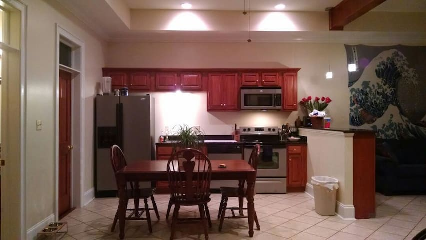 Modern apartment, great location.  - La Nouvelle-Orléans - Appartement