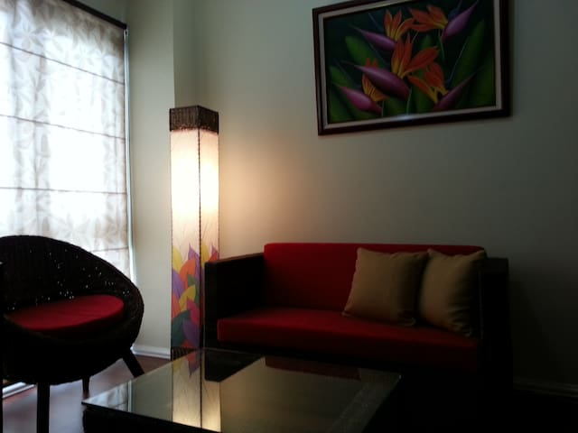 New 1 Bedroom Fully Furnished Condo - Manila - Apartment
