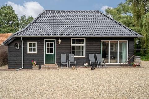 Rustieke en landelijk gelegen woning bij Arnhem