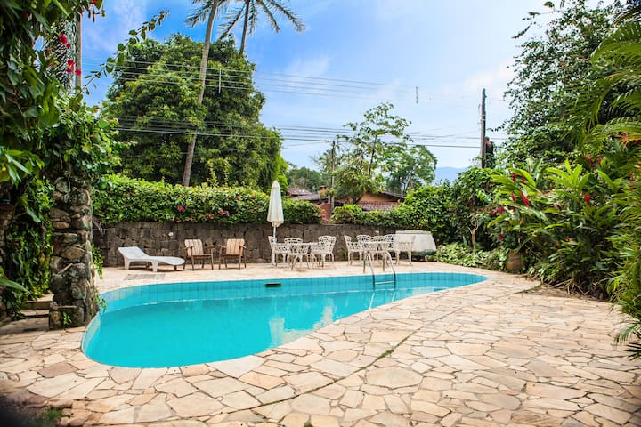 Pool villa in ilhabela - SP- BRASIL