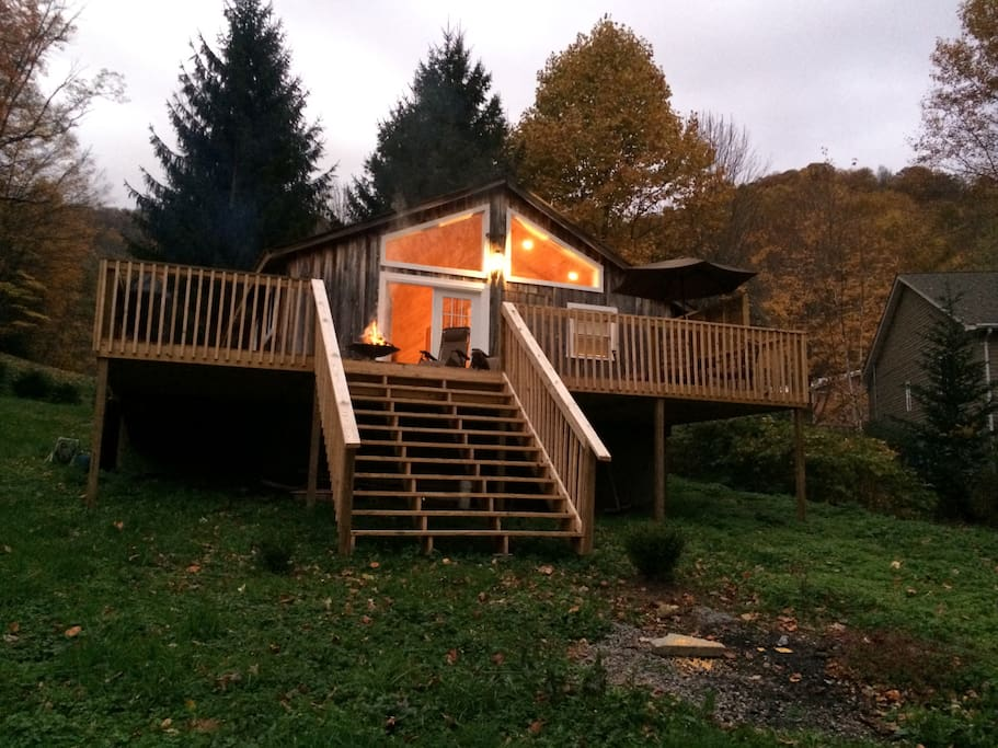 Hideaway Haven Cabins For Rent In Roan Mountain