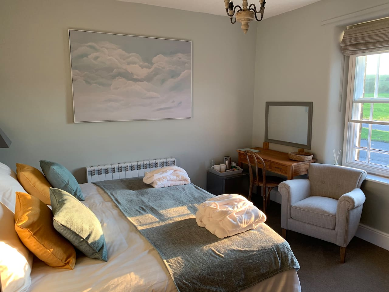 Room no.6 Superking bed