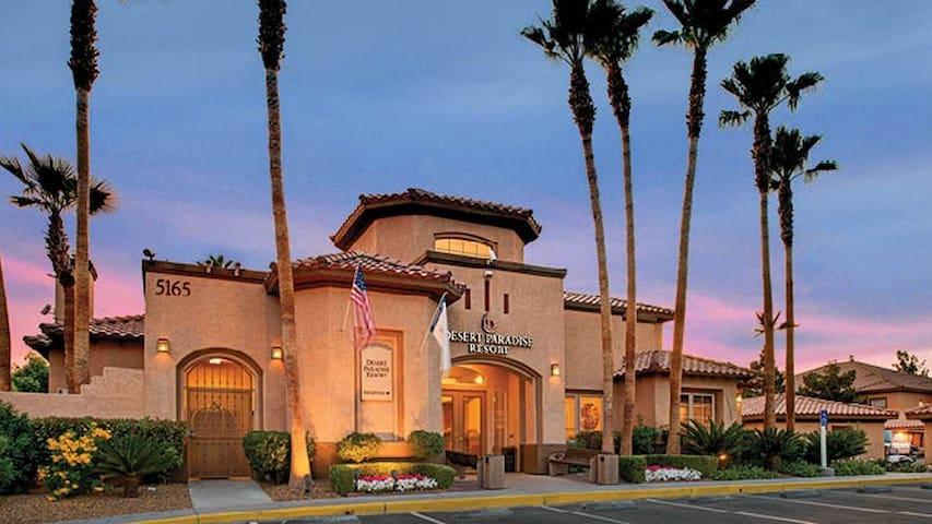 Desert Paradise Resort 1 Bdrm