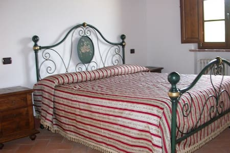 Double Room In Monticchiello (Pienza) - Monticchiello - Hotel boutique