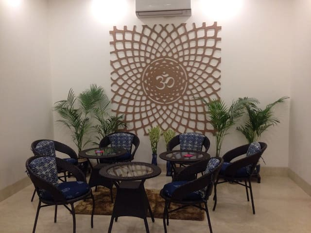 Bed & Oats - Amazing Private Room in Gurgaon -3