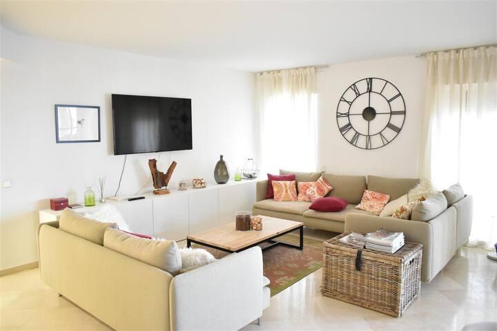 Apartment in Sotogrande Port