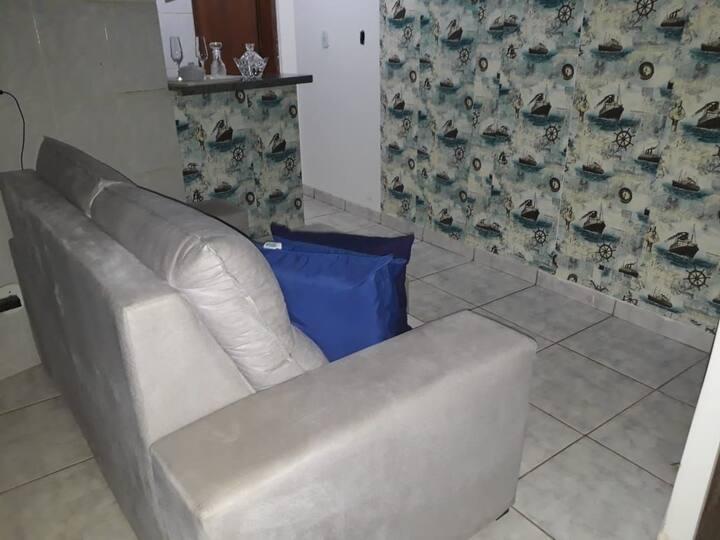 Lugar confortável, fácil localização e seguro.