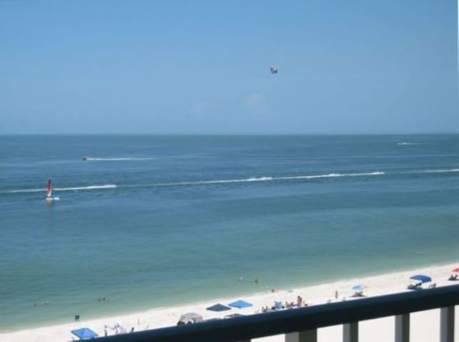 Marco Island 9th floor unit with direct views!