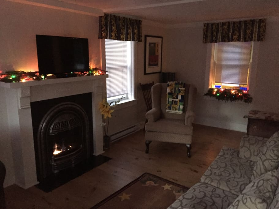 Cozy and warm for Christmas!