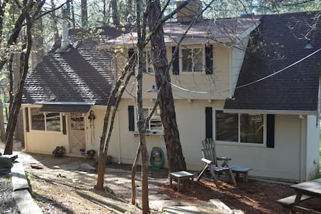 Yosemite Sugar Pine Cottage- Cozy! - Coulterville - Haus