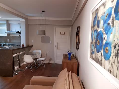 Beautiful 2Q apartment with garage, family atmosphere