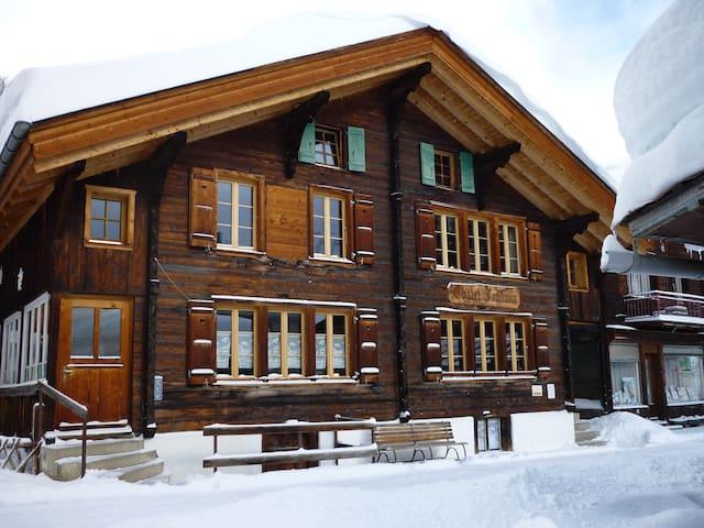 Chalet Fontana (main ski chalet) - Mürren