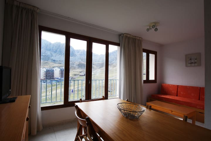 Nice apartment with beautiful view - El Pas de la Casa