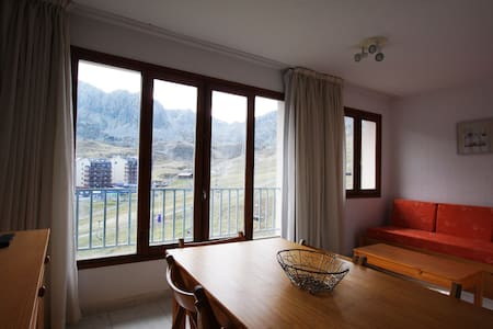 Nice apartment with beautiful view - El Pas de la Casa - Wohnung