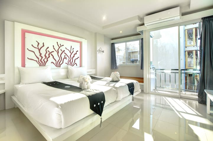 The Silk H Patong - Patong - Appartement