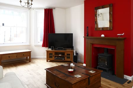 Garden Flat in Central Hove
