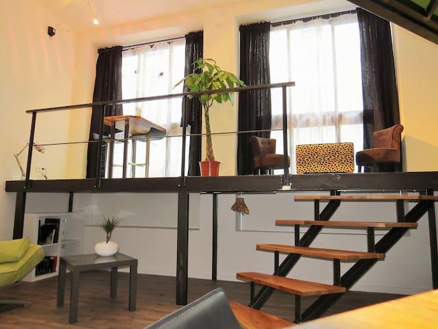 Mini Loft Lyon Green Feeling - Lyon - Appartement