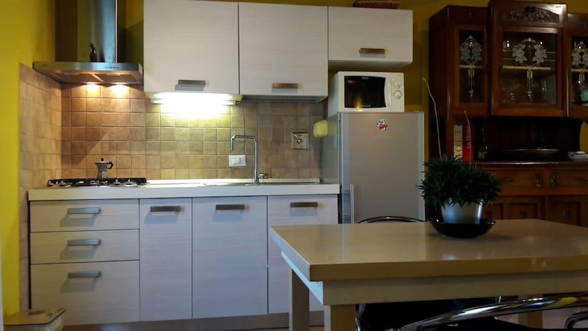 Appartamento con giardino e piscina nel Chianti - Montespertoli - Lägenhet