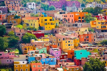 Villa Buenavista  in Guanajuato - Guanajuato