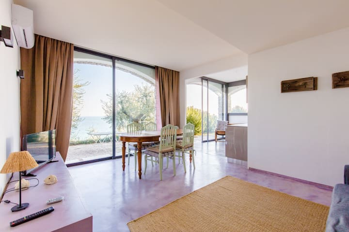 appartamento in villa sul lago - Solarolo - Lägenhet