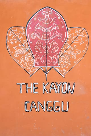 The kayon Canggu Guest House