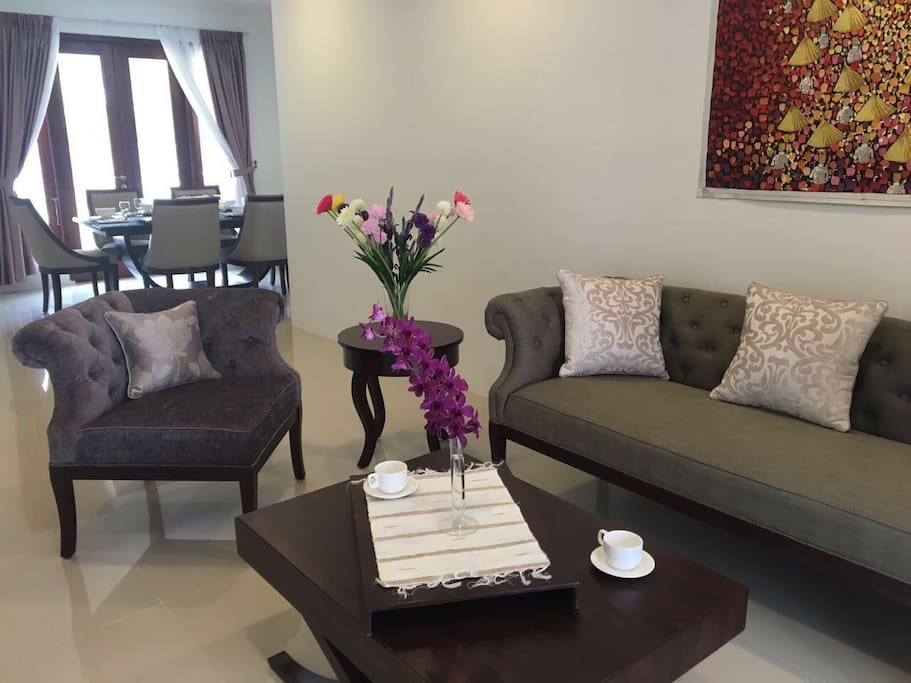 Living room @ Level 1