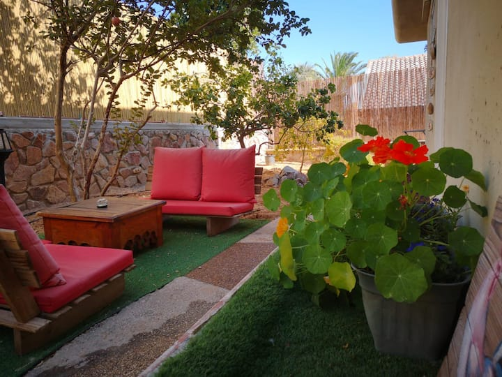 REDSEA AMAZING GARDEN APARTMENT