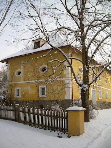 Ferienwohnungen Ottmanach Josefhof