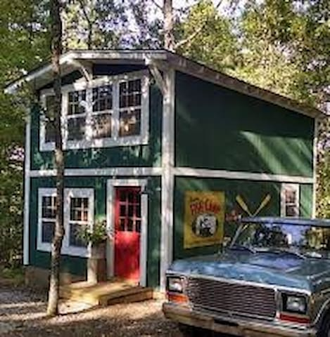Fish Camp Cottage 3 - Lake Rabun Hotel