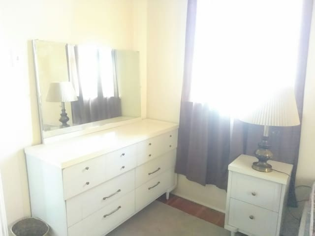 Furnished Bedroom - Gallup - Maison