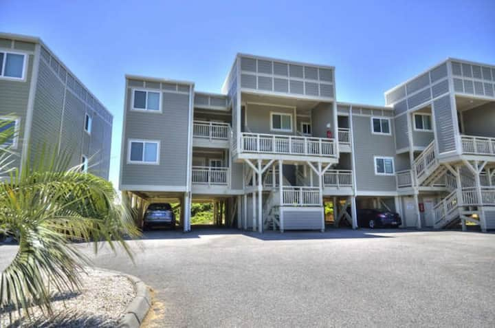Oak Island Beach Villa 206-OF